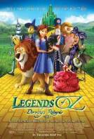 Легендата за Оз: Завръщането на Дороти / Legends of Oz: Dorothy's return 2014