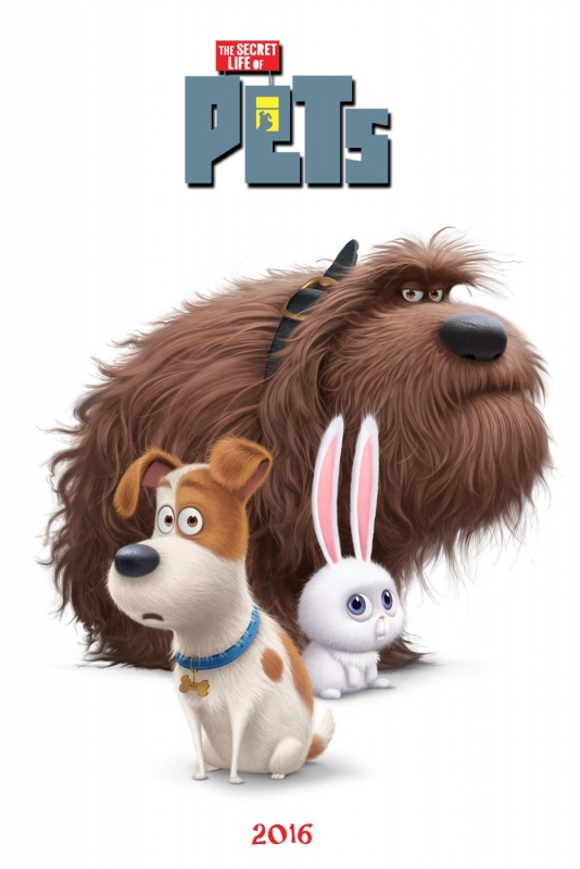 Сами вкъщи / The Secret Life of Pets (2016) Бг суб
